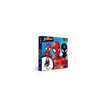 Imagem de Jogo da Memória Grandão Homem Aranha Toyster