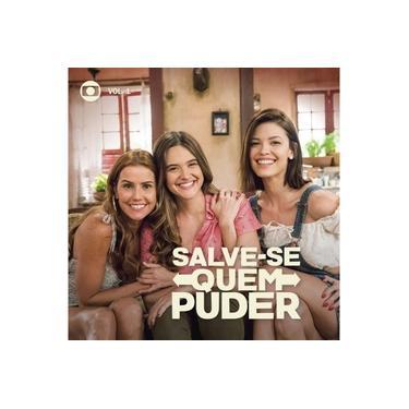 Imagem de Cd Salve-se Quem Puder Vol. 1 (trilha Sonora De Novelas)
