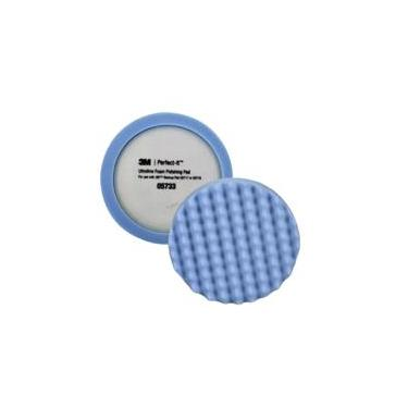 Boina Para Polimento 3m Azul Ultra Fina 8  Perfect-it 05733