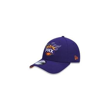 Bone 940 Phoenix Suns Nba Aba Curva Snapback New Era
