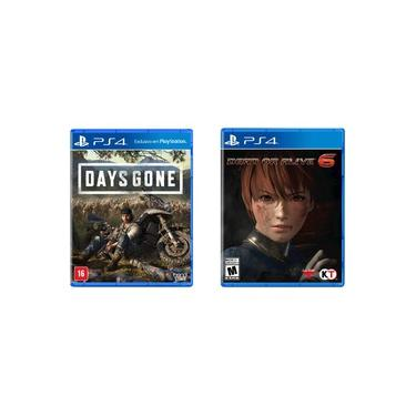 Days Gone + Dead or Alive - PS4