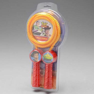 Novo Brinquedo Pula Corda Disney Pixar Toy Story Toyng 34693