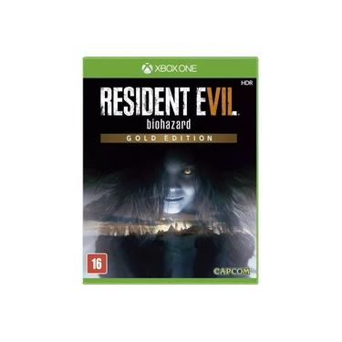 Xbox One Resident Evil 7 : Gold Edition