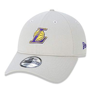 BONE 9TWENTY NBA LOS ANGELES LAKERS REBORN HERITAGE TEAM ABA CURVA STRAPBACK AREIA NEW ERA