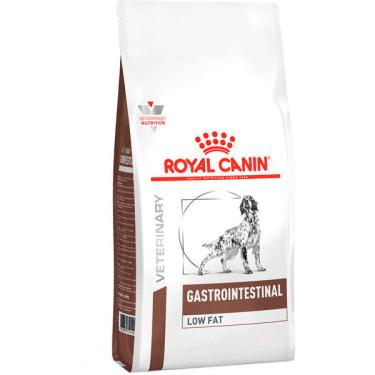 Ração Royal Canin Canine Veterinary Diet Gastro Intestinal Low Fat para Cães Adultos - 1,5 Kg