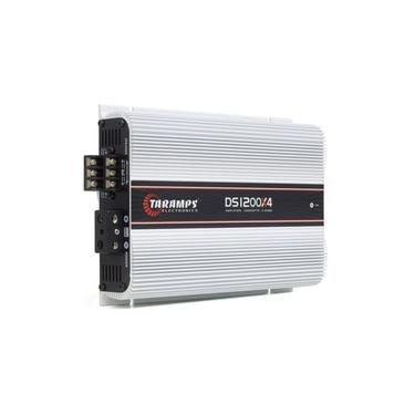Módulo Amplificador Digital Taramps DS1200x4 - 4 Canais - 1200 Watts RMS 2 Ohms