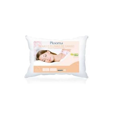 Imagem de Travesseiro 50% Plumas - 50% Penas de Ganso 50 x 70 cm - Plooma