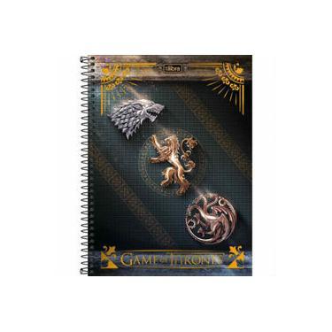 Caderno C/D 01 Materia Game Of Thrones Tilibra