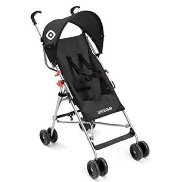Imagem de Carrinho de Bebê Passeio Reclinável Infantil Guarda-Chuva Way Weego De 6 Meses a 15Kg