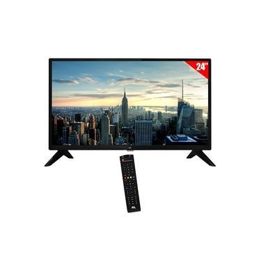 """Imagem de Tv Monitor 24"""" Mtek Full Hd 1920 x 1080 /vga/hdmi/usb/conversor Digital"""