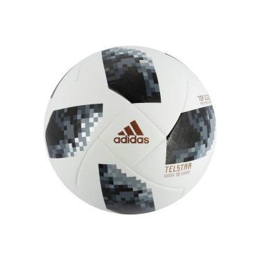 Bola de Futebol de Campo Telstar Oficial Copa do Mundo FIFA 2018 adidas Top  Glider - dc70ed5dffcba