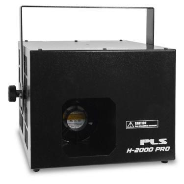 Maquina De Fumaca 220V H-2000 Pro - Pls
