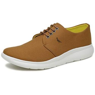 Sapato Ferrugem/Amarelo Enzo, 43