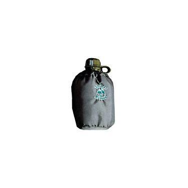 Cantil Plástico 0.9L c/ Capa Camelo - Trilhas & Rumos