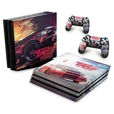 Skin Adesivo para PS4 Pro - Need For Speed Payback