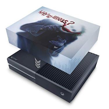 Capa Anti Poeira para Xbox One Fat - Coringa - Joker