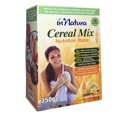 Cereal Mix 350g - NOVA EMBALAGEM - 1 Und. 350g