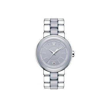 de1c2b36456 Relógio Feminino Movado Cerena Smoky Lilac - Modelo 0606553 A prova d  água
