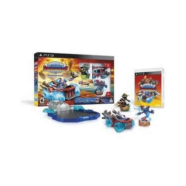 Skylanders Superchargers Starter Pack (Kit Inicial) PS3