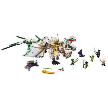 LEGO Ninjago - O Ultra-Dragão