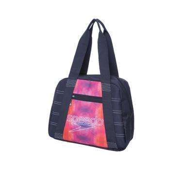 Bolsa Speedo Impress Feminina 679106-180, Cor: Preto, Tamanho: U