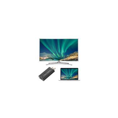 Gravador HD Placa de captura de vídeo hdmi, captura de vídeo hdmi portátil, Mini para jogos