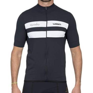 Camisa De Ciclismo Woom Squadra Masculina Coleção 2020