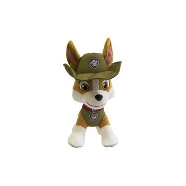 Imagem de Cachorro De Pelucia Patrulha Canina Tracker 33cm Sunny 1353