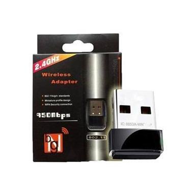 Adaptador Usb Sem Fio Wireless Wi-fi 2.4 Ghz 950mbps