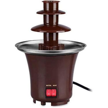 Imagem de Fonte Cascata Chocolate Fondue Choco Maquina Elétrica 110