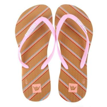 Chinelo Hang Loose Slim Lines Feminino