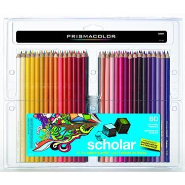 Lápis de cor Prismacolor, Assorted, 60-Count