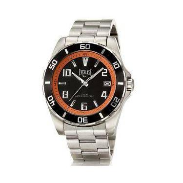 85dd5b7125a Relógio de Pulso Everlast Esportivo Aço garantia