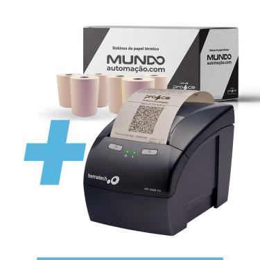 Impressora Bematech mp-4200 Th + Caixa de Bobina térmica 80x40