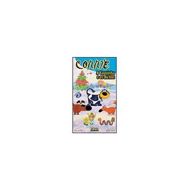 VHS Connie, A Vaquinha e os Bichinhos - Vol. 3