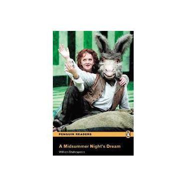 A Midsummer Night's Dream - Coleção Penguin Readers - Capa Comum - 9781447925675