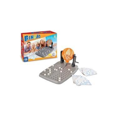 Imagem de Jogo de Bingo Bingão 100 Cartelas - Nig Brinquedos