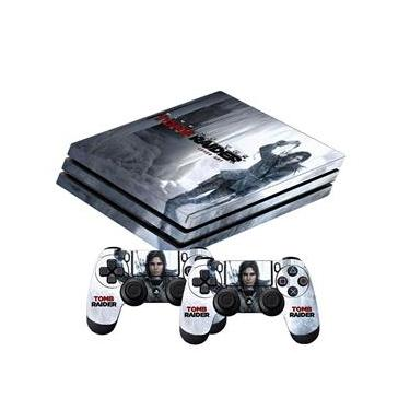 Skin PS4 Pro Rise Of The Tomb Raider