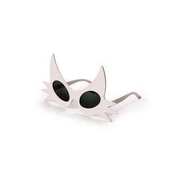 Imagem de Óculos Gatinho Branco - Cromus