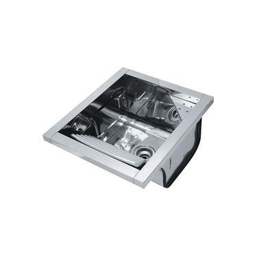 Tanque de Lavar Roupas para Embutir Franke Inox, 23 litros - TS360