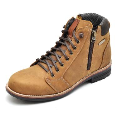 Bota DR Shoes Adventure Bege  masculino