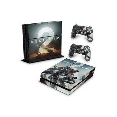 Skin Adesivo para PS4 Fat - Destiny 2