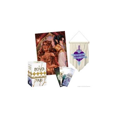 Imagem de Livro - Box O povo do ar - acompanha brindes