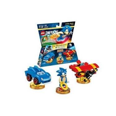 Imagem de Sonic the Hedgehog Level Pack - Lego Dimensions