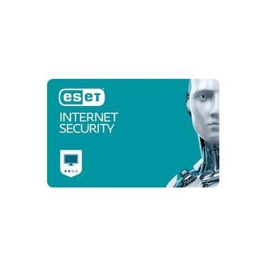 ESET Antivírus Internet Security Home 3 Licenças 2 Anos ESD - Multiplataforma