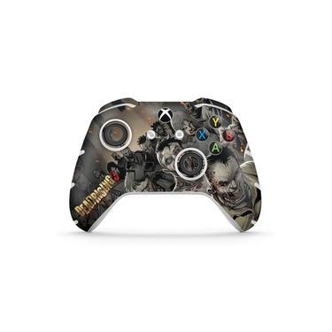 Skin Adesivo para Xbox One Slim X Controle - Dead Rising 3