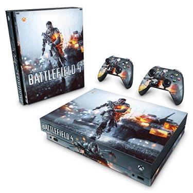 Skin Adesivo para Xbox One X - Battlefield 4