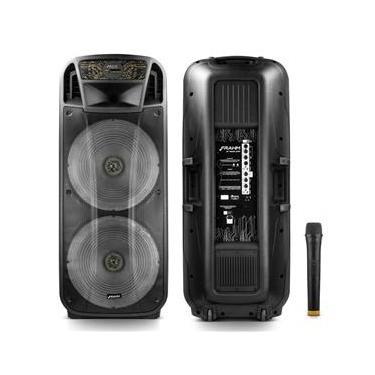 Caixa Amplificada Multiuso Frahm - CF 4000 APP Bluetooth 1600W - 31531