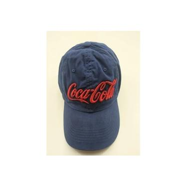 Boné Coca-Cola Basic Bordado Masculino Adulto 22539