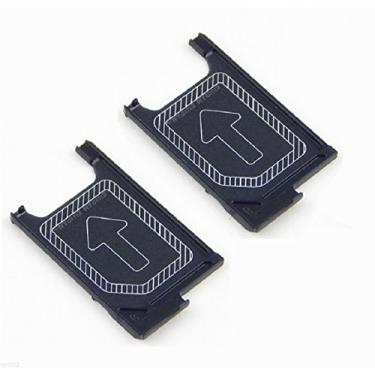 Bandeja Gaveta Chip Sim Sony Xperia Z3 D6603 D6643 D6653 Compact D5833 D5803 Mini D5833 D5803 L55t